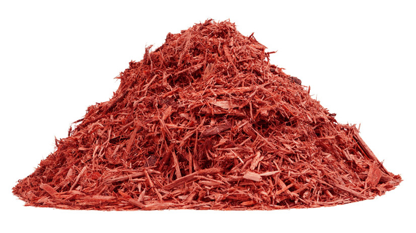 red-mulch-dye